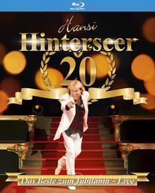Hansi Hinterseer - Das Beste Zum Jubilaeum (Blu-ray)