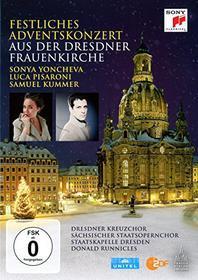 Festliches Adventskonzert Aus Der Dresdner Frauenkirche 2015 (Blu-ray)
