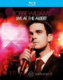 Williams Robbie - Live At The Albert (Blu-ray)