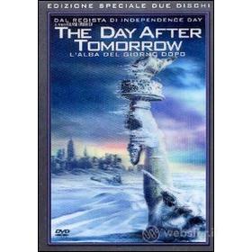 The Day After Tomorrow. L'alba del giorno dopo (2 Dvd)