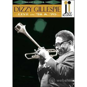 Dizzy Gillespie - Jazz Icons