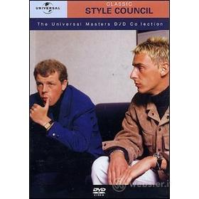 The Style Council. The Universal Masters DVD Collection