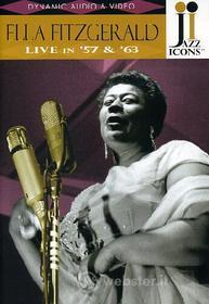 Ella Fitzgerald - Live In '57 & '63