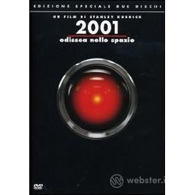 2001: odissea nello Spazio (Edizione Speciale 2 dvd)
