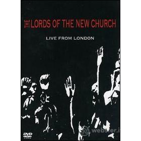 The Lords Of The New Church. Live From London