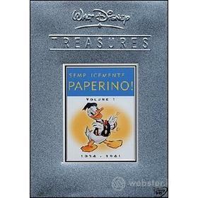 Walt Disney Treasures. Semplicemente... Paperino! Volume uno 1934 - 1941(Confezione Speciale 2 dvd)