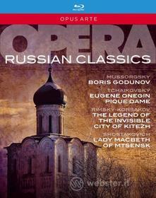 Russian Opera Classics (6 Blu-ray)