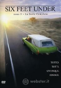 Six Feet Under. Stagione 5. Il finale (5 Dvd)