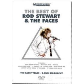 Rod Stewart & The Faces. The Best of