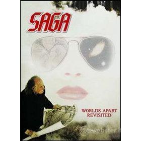 Saga. Worlds Apart Revisited (2 Dvd)
