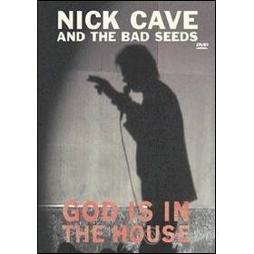 Nick Cave. God Is In The House