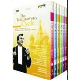 Pyotr Ilyich Tchaikovsky. The Tchaikovsky Cycle (6 Dvd)