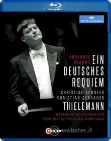 Johannes Brahms. Ein Deutsches Requiem (Blu-ray)