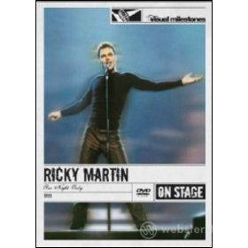 Ricky Martin. One Night Only