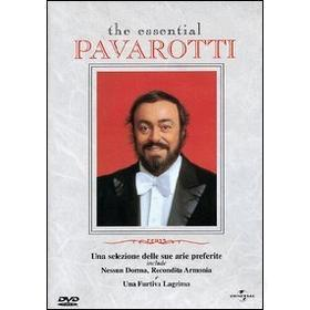 Luciano Pavarotti. The Essential Pavarotti: at Royal Gala Concert