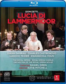 Gaetano Donizetti - Lucia Di Lammermoor (Blu-ray)