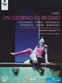 Giuseppe Verdi. Un giorno di regno