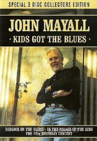 John Mayall - Kids Got The Blues (Dvd+2 Cd) (3 Dvd)