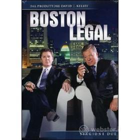 Boston Legal. Stagione 2 (7 Dvd)