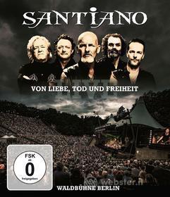 Santiano - Von Liebe, Tod Und Freihe (Blu-ray)