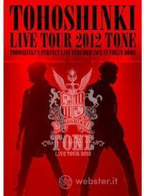 Tohoshinki - Live Tour 2012 Tone