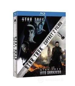 Coffret Star Trek 2 Films : Star Trek , Into Darkness [Blu-Ray] [Fr Import] (2 Blu-ray)