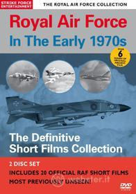 Royal Air Force Collection - Royal Air Force In The Early 1970s - The Definitive Short Films Collection (2 Dvd)