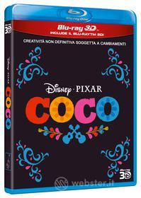 Coco (Blu-Ray 3D+Blu-Ray) (Blu-ray)