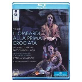 Giuseppe Verdi. I Lombardi alla Prima Crociata (Blu-ray)