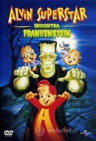 Alvin e i Chipmunks incontrano Frankenstein
