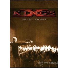 King's X. Live Love in London