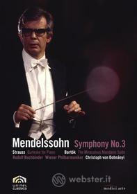 Felix Mendelssohn. Sinfonia n. 3