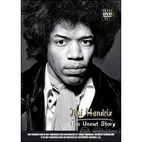 Jimi Hendrix. The Uncut Story (3 Dvd)
