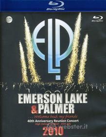 Emerson Lake & Palmer - 40Th Anniversary Reunion Concert (Blu-ray)