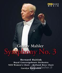 Gustav Mahler. Sinfonia n. 3 (Blu-ray)