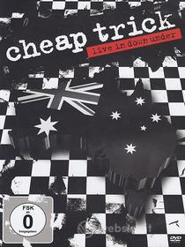 Cheap Trick. Live in Down Under