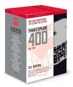 William Shakespeare. Shakespeare 400: The Globe Collection (21 Dvd)