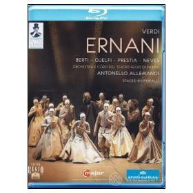 Giuseppe Verdi. Ernani (Blu-ray)