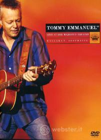 Tommy Emmanuel. Live At Her Majesty's Theatre Ballarat, Australia