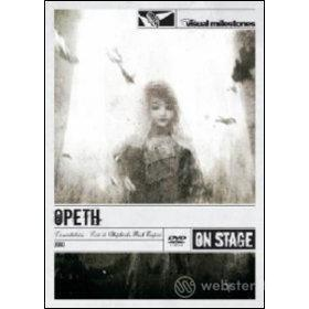 Opeth. Lamentations