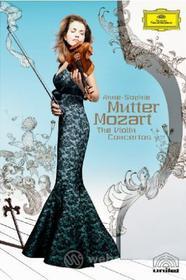 Anne-Sophie Mutter. Mozart. The Violin Concertos (2 Dvd)