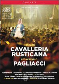 Pietro Mascagni, Cavalleria rusticana. Ruggero Leoncavallo, I pagliacci