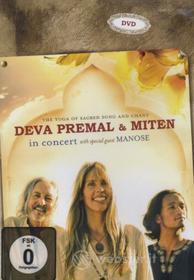 Deva Premal And Miten - In Concert