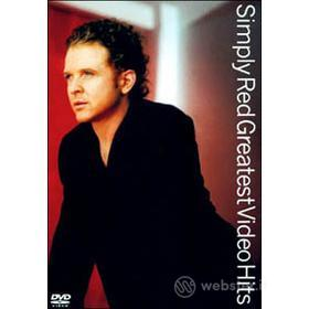 Simply Red. Greatest Video Hits