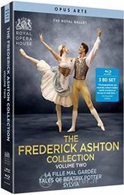 The Frederick Ashton Collection (3 Blu-Ray) (Blu-ray)