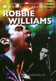 Robbie Williams. Music In Review