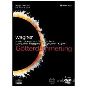 Richard Wagner. Götterdämmerung. Il crepuscolo degli dei (2 Dvd)