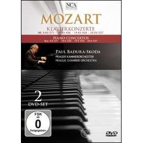 Wolfgang Amadeus Mozart. Piano Concertos Nos. 9, 18, 19, 26 (2 Dvd)