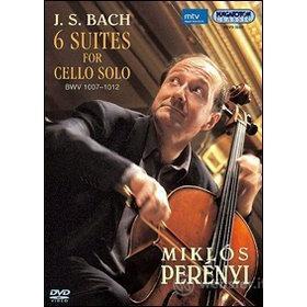 Johann Sebastian Bach. 6 Suites for Cello Solo BWV 1007-1012