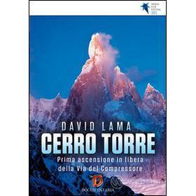 David Lama. Cerro Torre